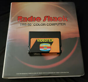 Radio Shack TRS-80 Color Computer Videotex