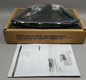 BOSE WAVE radio & WAVE radio/cd Pedestal - model AWACPR