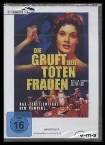 DVD DIE GRUFT DER TOTEN FRAUEN - DER PHANTASTISCHE FILM - VAMPIR-HORROR * NEU *