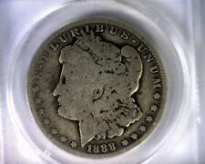 HOT LIPS ANACS G4 1888O VAM 4 TOP 100 RARE MORGAN SILVER DOLLAR COIN 1888 O