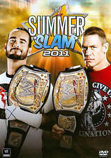 WWE: Summerslam 2011 (DVD, 2011)