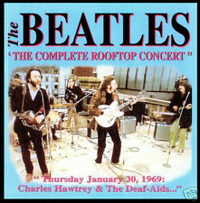 THE BEATLES CD 'COMPLETE ROOFTOP CONCERT 1969'