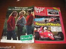 AUTOSPRINT 1983/35=GP F1 ZANDVOORT=FERRARI=RALLY 1000 LAGHI=