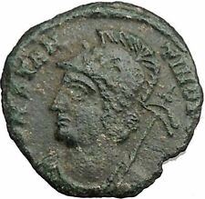 Constantine I The Great founds Constantinople Ancient Roman Coin Nike  i32506
