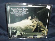 Benda - Romeo & Julia -La Stagione Frankfurt / Schneider -2CDs