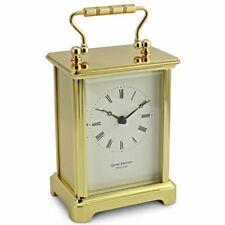 David Peterson Q/L/OB Grande Obis Carriage Clock with Quartz Movement