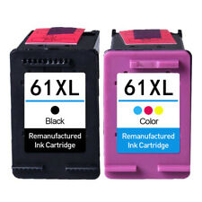 2x Ink Cartridges for HP 61 XL 61XL Officejet 4630 2620 4635 2621 4632 4634