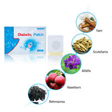 Sumifun 72Pcs Diabetic Patch Stabilizes Blood Sugar Balance Blood Plaster D1277
