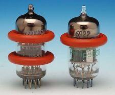 TUBE AMP/PREAMP DAMPERS FOR 12AX7/12AU7/12AT7/ECC83/EL84/6922/EL84/5751/5687
