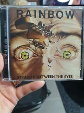Straight Between the Eyes [Remaster] by Rainbow (CD 1982 Polydor)