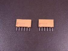 Lot of 2 M8340104K5102GC Vishay Thick Film Resistor Network 51k Ohm 2% 1W 6 Pin