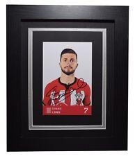 Shane Long Signed 10x8 Framed Photo Autograph Display Southampton Football COA
