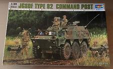 TRUMPETER 00326 - 1/35 JGSDF TYPE 82 COMMAND POST - NUOVO