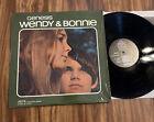 GENESIS ~ WENDY & BONNIE LP ~ SKYE RECORDS ~ Rare Orig. '69 PSYCH ~ SHRINK EX+