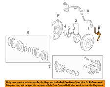 Acura HONDA OEM 09-14 TSX Front Brake-Flex Hose 01465TL1G00