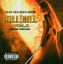 Kill Bill vol.2 COLONNA SONORA CD OST Merce Nuova