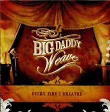 CD Big Daddy Weave EVERY TIME I BREATHE Worship NEU & OVP