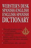 Webster's Spanish-English, English-Spanish Dictionary by Lorenz Books Staff...