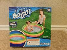 New listing New in box Bestway H2O Go Summer Set kids pool