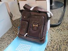 Piquadro, Madrid, Brown Small shoulder/tote bag CA1734S10/M