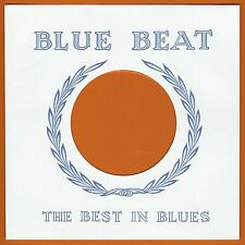 BLUE BEAT REPRODUCTION RECORD COMPANY SLEEVES - (pack of 10)