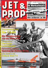 JET & PROP 1/15 Flugzeug Modellbau Fouga Magister Lightning Düsenjäger Ju 86