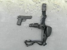 1/6 Scale Toy CIA - Swift Freedom - Smith - M9 Pistol w/Drop Leg Holster
