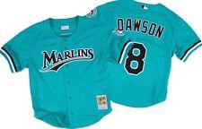 Andre Dawson Florida Marlins 1995 Mitchell & Ness Batting Practice Jersey L