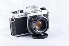 Pentax K1000 + SMC Pentax-M 50mm f/2 - prêt à utiliser