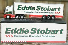 ATLAS EDITIONS  Eddie Stobart Volvo FH Fridge Trailer - Emma Jade - H4663 SEALED