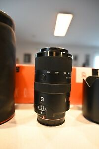 Sony Alpha SAL70300G 70-300 mm F/4.5-5.6 SSM G Objektiv, OVP