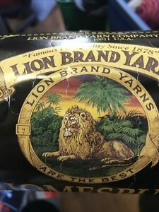 Lion Brand Homespun 3 Skeins Mexicana