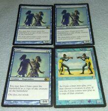 CLONE MTG MAGIC THE GATHERING (1X M13)(1X M10)(1X ONSLAUGHT)(1X SD) 4 Card lot