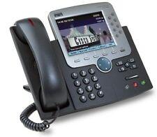 3 x CISCO IP Phone Handsets 7970 G