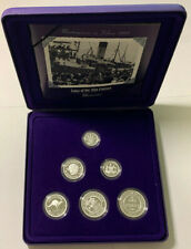 1999 Masterpieces in Silver Coin Set - Pre-decimal Rare Dates
