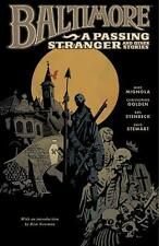 Baltimore, Volume Three: A Passing Stranger and Other Stories by Mike Mignola (E