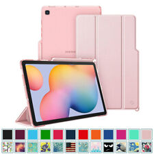 For Samsung Galaxy Tab S6 Lite 10.4 2020 Slim Case Translucent Frosted Cover
