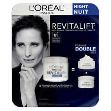LOreal Paris Skin Care Revitalift Anti Wrinkle And Firming Night Cream 3.4 oz