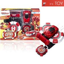 Power Battle Watch Car Avan Coin-Battle Roi Roy Red Watchcar Korean Young Toys
