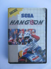 HANG ON - SEGA MASTER SYSTEM GAME - GC