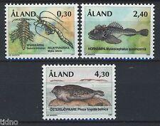 Aland/Åland 1997, Fauna full set MNH