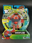 Playmates Ben 10 OVERFLOW with Water Blasts 5\