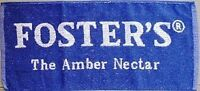 Fosters (Amber Nectar) Cotton Bar Towel  (pp)