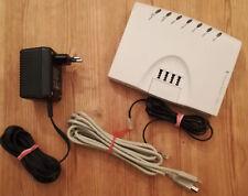 Eumex 504 PC USB ISDN Modem Telefonanlage + Rechnung + Gewährleistung