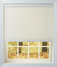 Snow White New Age Cordless Blinds 18.5 x 64""