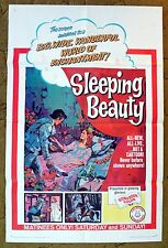 """""""SLEEPING BEAUTY"""" & Prince Charming in Timeless Children's Story - Movie poster"""