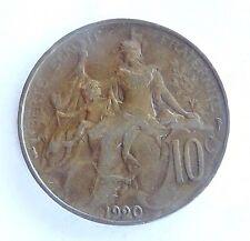 DUPUIS 10 centimes 1920