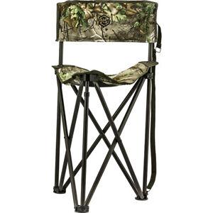 Hunters Specialties HS-100153 Tripod Chair Realtree Edge