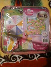 Disney Cartoon Cinderella Princess Belle Rug Snow pink Children Girls Game Mat