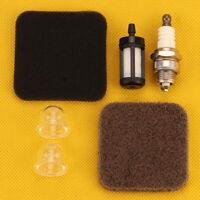 2*Air Filter /& 2*Pre Filter For Stihl HS72 HS74 HS76 FS72 FS74 FS76 FS85 FS80